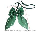 Lady - Butterfly Bowtie