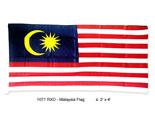 Malaysia Flag 2'x4'