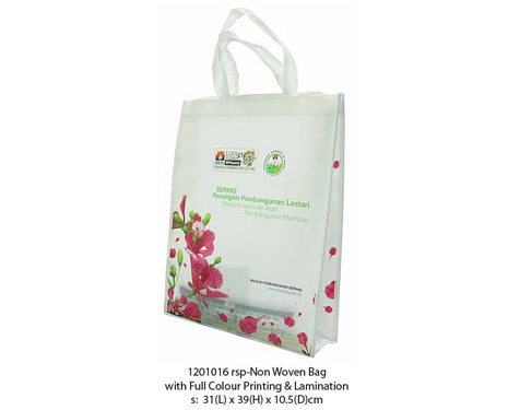 Non-Woven Bag with Lamination