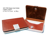 Name Card Holder - Leather LQ0277