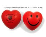 Stress Ball-Heart Shape-5137