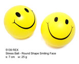 Stress Ball - Smilling Face(yellow)
