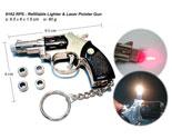Laser Pointer - Lighter Gun
