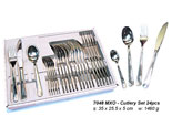 Cutlery Set 24pcs