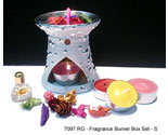 Fragrance Burner Box Set - S
