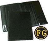 Flavio Giovanni - Genuine Leather Passport Holder