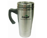 Car Long Mug with Handle