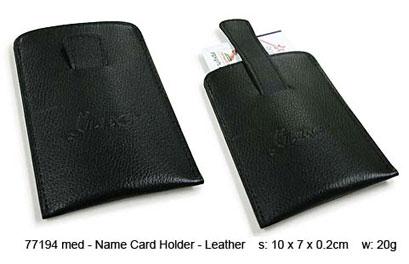 Name card holder leather malaysia corporate gift supplier name card holder leather reheart Images