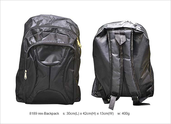 Backpack - 8189