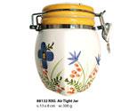 Air Tight Jar 13x8cm
