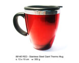 Stainless Steel Giant Thermo Mug