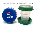 Bottle cap cup