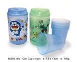 Can cup x 4pcs