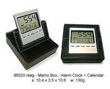 Memo Box - Alarm Clock