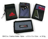 Fashion Wallet - Nylon