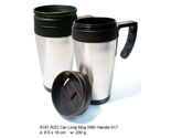 Car long mug with handle 017