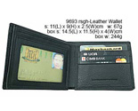 9693 Leather Wallet