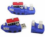 Customised Soft PVC USB Drive