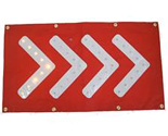 LED Direction Sign Banner