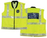 Community Policing Reflective Vest